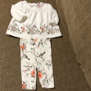 Juicy couture 3/9 months set